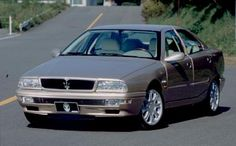 Maserati Quattroporte EVOLUZIONE V8 (2000)