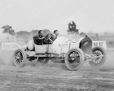 Click HERE to see my other auctions Race Car #33 1912 Vintage 8x10 Reprint Of…