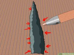 How to Flintknap (with Pictures) - wikiHow