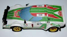 Lancia Rally Monte Carlo 1977