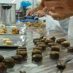 Bonbon Workshop - Patissiers Femke en Sander - Patisserie - Chocolaterie - Reeuwijk