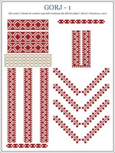 Grand Sewing Embroidery Designs At Home Ideas. Beauteous Finished Sewing Embroidery Designs At Home Ideas. Blackwork Embroidery, Embroidery Motifs, Ribbon Embroidery, Embroidery Designs, Cross Stitch Borders, Cross Stitch Designs, Cross Stitch Patterns, Palestinian Embroidery, Popular Crafts
