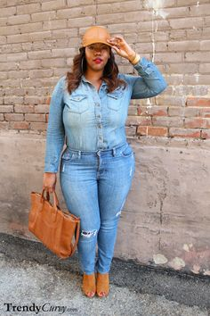 Trendy plus size fashion blog 68