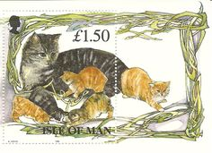 Manx cats -- Isle of Man