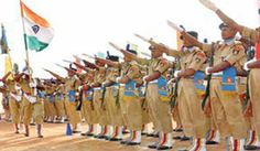 """Central Reserve Police Force has been celebrating 9th April of every year as """"Valour Day"""" in the force to pay tribute to the brave men who sacrificed their lives and displayed exemplary courage to protect the country. The history of CRPF is a saga of sacrifice and sustained dedication for national integration, unity and maintenance of peace in the country."""