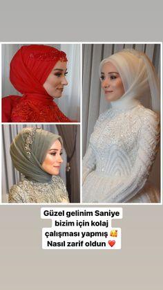 Muslimah Wedding Dress, Wedding Dresses, Muslim Fashion, Turban, Fashion Dresses, Bride, Bride Dresses, Fashion Show Dresses, Wedding Bride