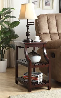 ACME Boyd Coffee Table in Clear Glass
