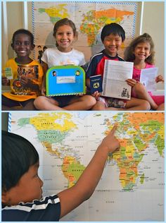 Little Passports is such a cool program for kids to learn about the world, geography, and world cultures. Great for families and classes! Learning Resources, Teaching Tools, Teacher Resources, Teaching Kids, Kids Learning, Geography For Kids, World Geography, Little Passports, Student Centered Learning
