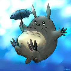 Totoro by ~changruth101
