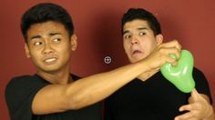 THE HELIUM CHALLENGE. this is the funniest thing ive ever seen! hands down. GO WATCH IT