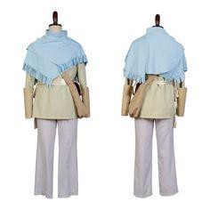 Akatsuki no Yona Yoon Outfit Cosplay Costume  from Akatsuki no Yona #Cosplay #Costume