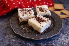 süti tejbegrízből - nem is gondolnád, mi mindenre használhatod! Cake Cookies, Cheesecake, Deserts, Pudding, Snacks, Make It Yourself, Baking, Food, Yummy Yummy