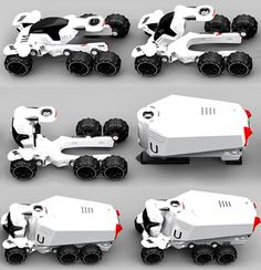 jon pope designs | Aid Necessities Transporter To Enhance The Abilities To Reach ...