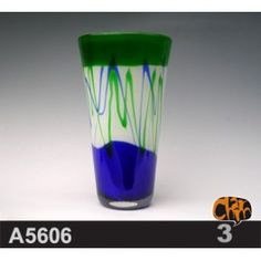Blown Glass Vases-A5606 $149.00