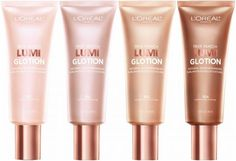 L'Oreal True Match Lumi Glotion Natural Glow Enhancer is a moisturizing luminizer that instantly creates a fresh, natural glow, and delivers an illuminating c . Make Up Loreal, Loreal True Match, True Match Lumi, Maquillage Loreal, Makeup Gift Sets, Makeup Set, Skin Makeup, Makeup Ideas, Maquillaje