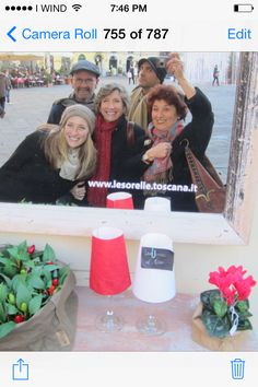 In lucca, Italy, shortly after Christmas. We had so much fun just walking the streets