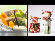 video food design / design culinaire