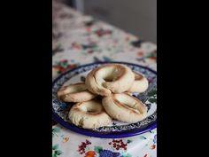 Ciambellette [Ricetta di Pesach] (Cucina tradizionale ebraica romanesca) - YouTube
