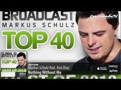Out now: Markus Schulz - Global DJ Broadcast - Top 40 of 2012