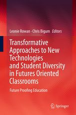 #newbook: Transformative Approaches to New Technologies and Student./ Leonie Rowan, Springer.  http://solo.bodleian.ox.ac.uk/OXVU1:LSCOP_OX:oxfaleph020659549