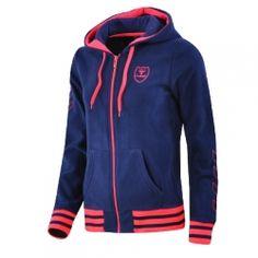 Hummel Lent Lily Zip Hoodie #hummel Lent, Zip Hoodie, Hooded Jacket, Athletic, Hoodies, Sweaters, Jackets, Fashion, Hooded Bomber Jacket