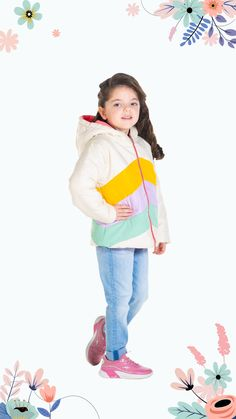Weekend forecast: Sunny spells with a bit of luxury! Get upto 55% off on select styles. Shop the look via the link in the bio. . . . #kidswear #kidsstyles #mood #weekendlooks Cherry Crumble, Girls Coats, Mood, Luxury, Link, Jackets, Down Jackets, Jacket
