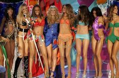 old school victoria's secret angels.  still the most gorgeous in my opinion