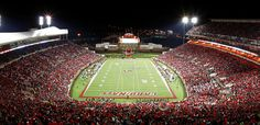 The University of Louisville Papa John's Cardinal Stadium.