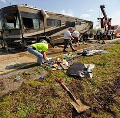 9 Tips to Protect Yourself when RVing During a Tornado