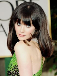 BEAUTY EDITOR's most-loved posts of 2012: Zooey Deschanel at the Golden Globes http://beautyeditor.ca/2013/01/04/year-in-review-catch-up-on-beauty-editors-most-loved-posts-from-2012/