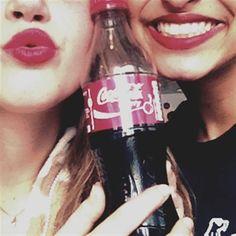 cherry cola kisses ❤️ by ishara merhai