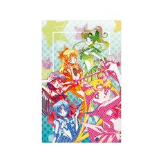 Sailor Moon Pois Poster 11*17