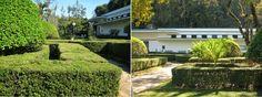 O Jardim e as Fontes Alcalina e Magnesiana do Parque