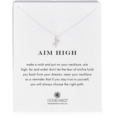Dogeared Aim High Crossing Arrows Necklace ($23) ❤ liked on Polyvore featuring jewelry, necklaces, white, cross chain necklace, chain pendants, sterling silver necklace, sterling silver crucifix necklace and sterling silver cross necklace