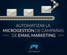 ¿Cómo automatizar la microgestión de campañas de email marketing?