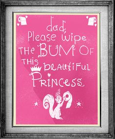 Adorable quotes from a 3 year old captured by her creative dad!