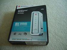 NEW ARRIS Motorola SB6141 Surfboard Cable Modem DOCSIS 3.0 - COMCAST/XFINITY