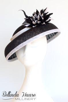 COLLEEN  #millinery #hats #HatAcademy