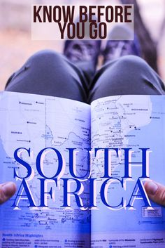 Are you dreaming of South Africa and want to know the basics? Check here for all you need to know before you land.