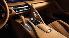 New Lexus LC 500 Luxury coupé   Lexus UK