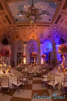Wedding at The Breakers ©Creative Focus Photography   http://www.creativefocusinc.com/wedding.php