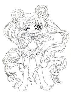 Princess Emeraude Chibi by *YamPuff on deviantART