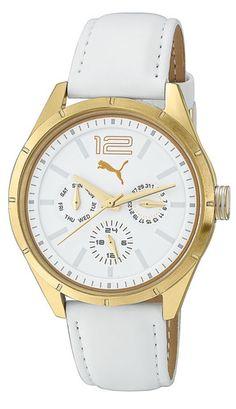 Reloj Mujer Driver Puma Multifunción S Gold. Precio normal    69.990 Ahora    59990 aae04e76feba