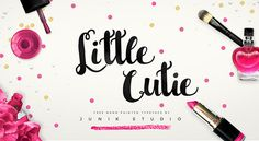 Little Cutie free fonts