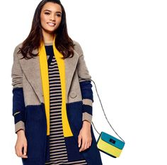 Clothes for Humans Dress Down Friday Collection Donna Autunno 2016 Benetton