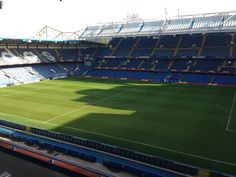 Morning at Stamford Bridge - March 2013.