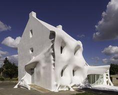 The Synagogue de Delme Art Centre