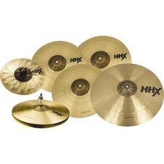 HHX Sabian Cymbals