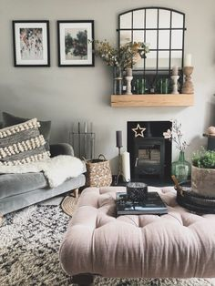 The Indigo HouseAffordable Interiors, Styling & InspirationBring your walls to life with Green Lili Art New Living Room, Living Room Sofa, Home And Living, Living Room Decor, Living Spaces, Front Room Decor, Front Rooms, Snug Room, Room Inspiration