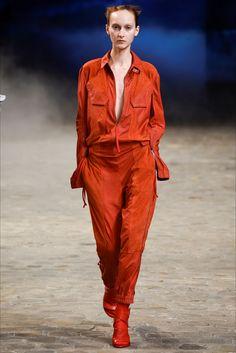 Sfilata A. F. Vandevorst Parigi - Collezioni Primavera Estate 2015 - Vogue